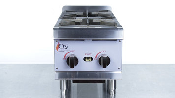 CPG Countertop Gas Range