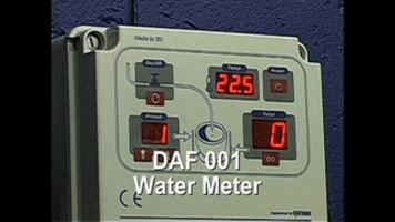 Doyon DAF Water Meter