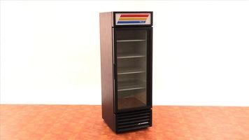 True GDM-23 Glass Door Refrigerated Merchandiser