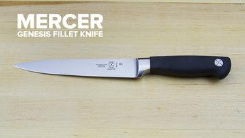 Mercer Genesis 7&quot Fillet Knife
