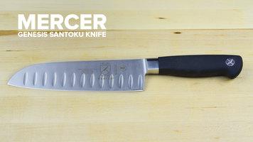 Mercer Genesis 7&quot Santoku Knife