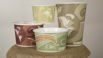 Eco Products Hot and Cold Food Containers