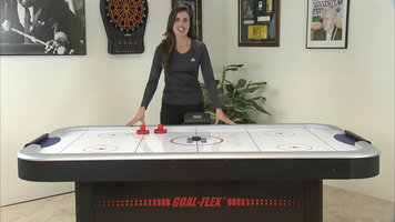 7' Air Hockey Table