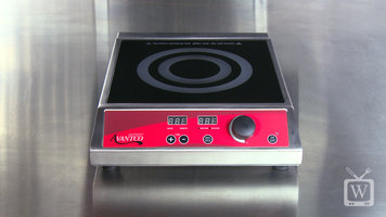 Avantco IC1800 Countertop Induction Range