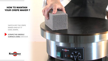 How to Maintain Your Crepe Maker