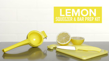 Lemon Squeezer and Bar Prep Set