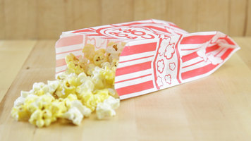 Carnival King Medium Popcorn Bag