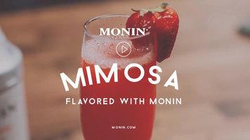Mimosa by Monin