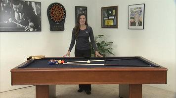 Minnesota Fats 7' Billiards Table
