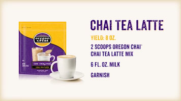 Oregon Chai Tea Latte Dry Mix