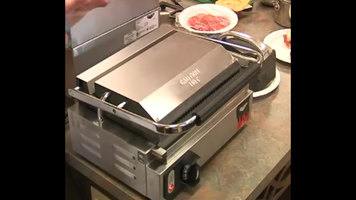 Vollrath Panini Grill Demonstration
