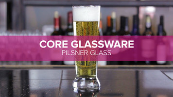Core Pilsner Glass