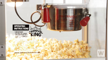 How to Use a Carnival King Popcorn Popper