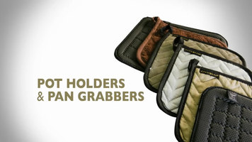 San Jamar Pot Holders and Pan Grabbers