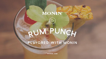 Rum Punch by Monin