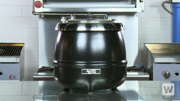 How to Use an Avantco S30 Soup Warmer