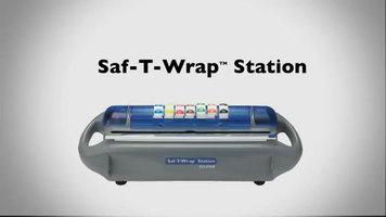 San Jamar Saf-T-Wrap Station