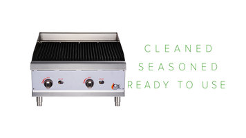 How To Season A Charbroiler