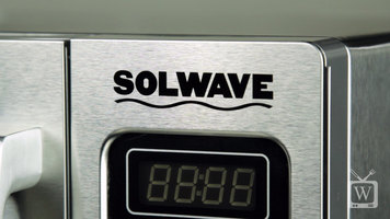 Solwave MW1000SS Commercial Microwave