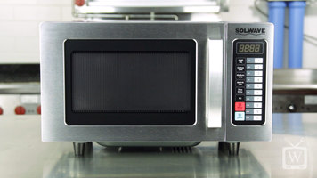 Solwave MW1000T Commercial Microwave