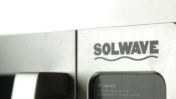 Solwave MW1000D Commercial Microwave