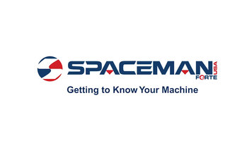 Spaceman Ice Cream Machine Overview