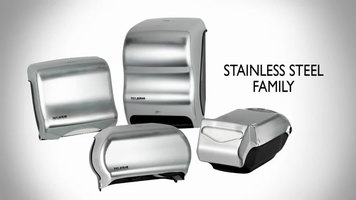 San Jamar Stainless Steel Family