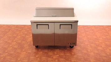 True TSSU-48-12 Refrigerator