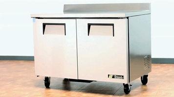 True TUC/TWT-48 Refrigerator
