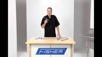 Fisher Ultraspray Pre-Rinse Valve