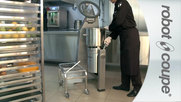 Robot Coupe R30T Vertical Food Processor with 31 Qt. Stainless Steel Bowl