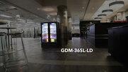 True GDM 36SL LD Refrigerator