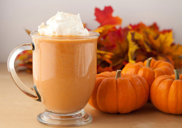 Pumpkin Coffee