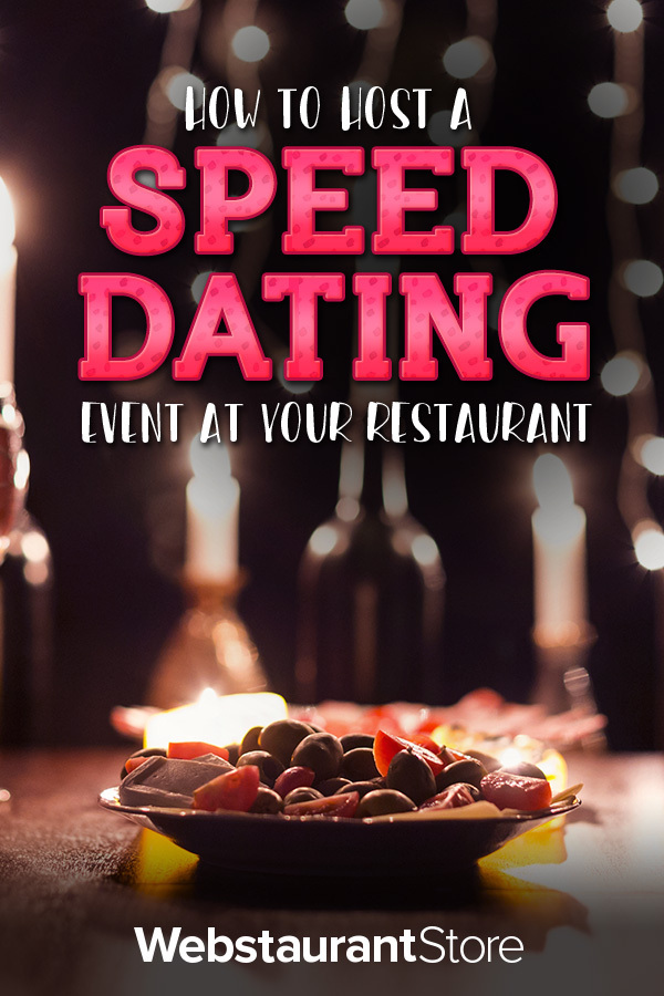 Blog speed dating
