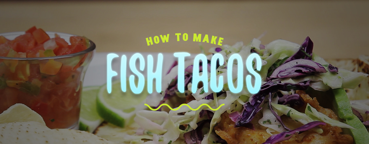 How to make fish tacos fish taco recipe for How to prepare fish tacos