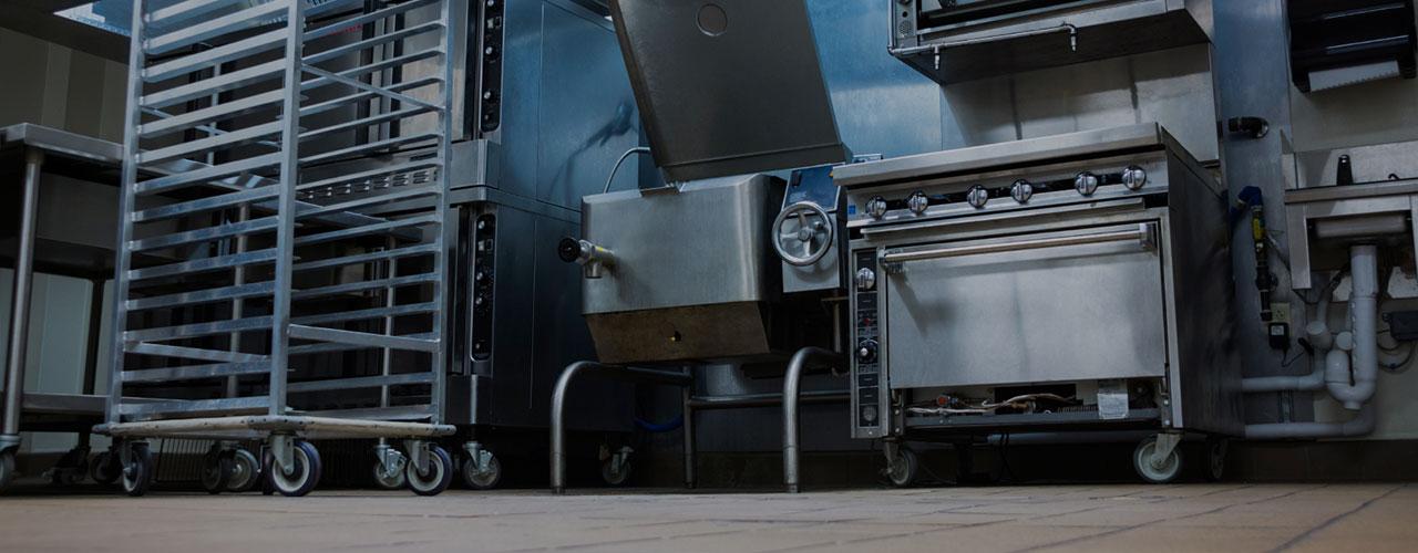 principles of commercial kitchen design
