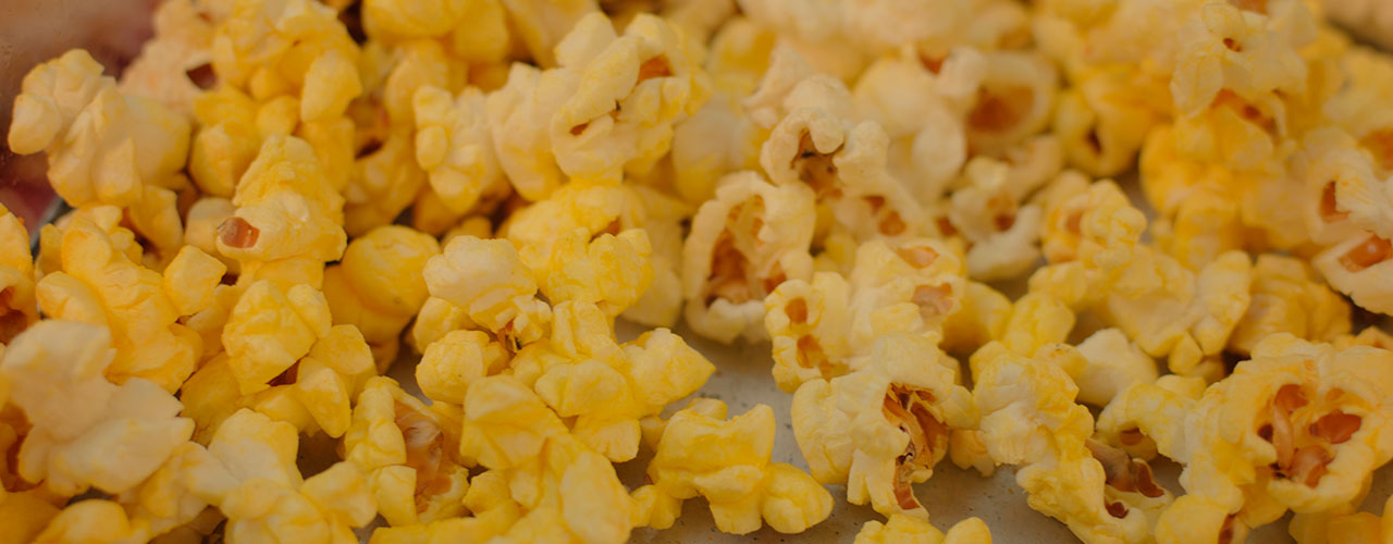 how to clean a grease popcorn machine