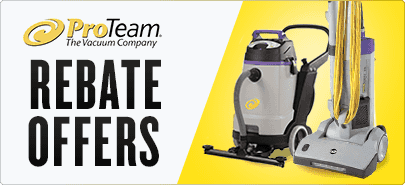 ProTeam Rebate Offers